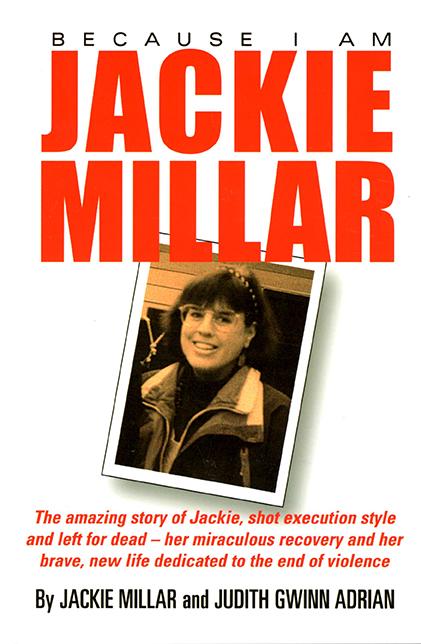 Because I am Jackie Millar